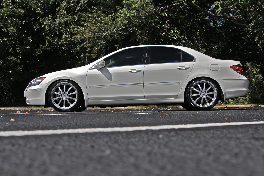 FS For Sale Acura RL Nicely Modded Comes With All Stock - Acura rl wheels