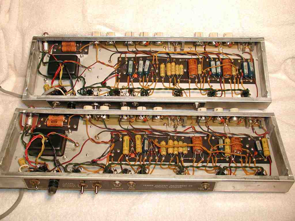 Fender Forums View Topic 1961 Tremolux El84 6g91 6g92 The Steel Guitar Forum 72 Telecaster Custom Wiring Image